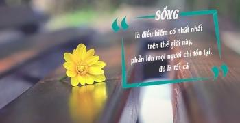 moi nguoi deu co cach song cua rieng minh chung ta khong can phai nguong mo cuoc song cua nguoi khac