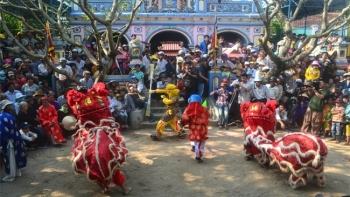 Chùa Bà – Di tích kiến trúc tôn giáo độc đáo ở Bình Định