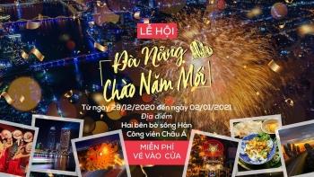 Đà Nẵng: Lễ hội đếm ngược Countdown chào năm mới 2021