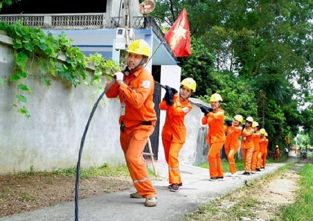 Tổng Công ty Điện lực miền Bắc và dấu ấn đưa điện về nông thôn và tăng trưởng thương phẩm