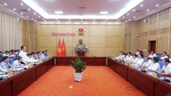 EVNNPC sẽ nỗ lực phát triển hạ tầng lưới điện Nghệ An lên tầm cao mới
