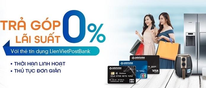 Tin nhanh ngân hàng ngày 17/12: Mua sắm hàng hóa trả góp lãi suất 0%