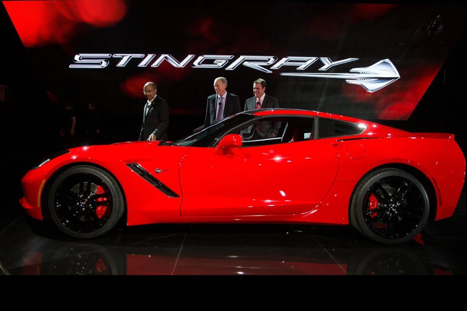 Corvette C7: mạnh nhất phân khúc xe thể thao phổ thông