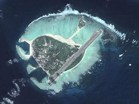 Phản đối Trung Quốc thành lập 4 ban vũ trang phi pháp ở Hoàng Sa