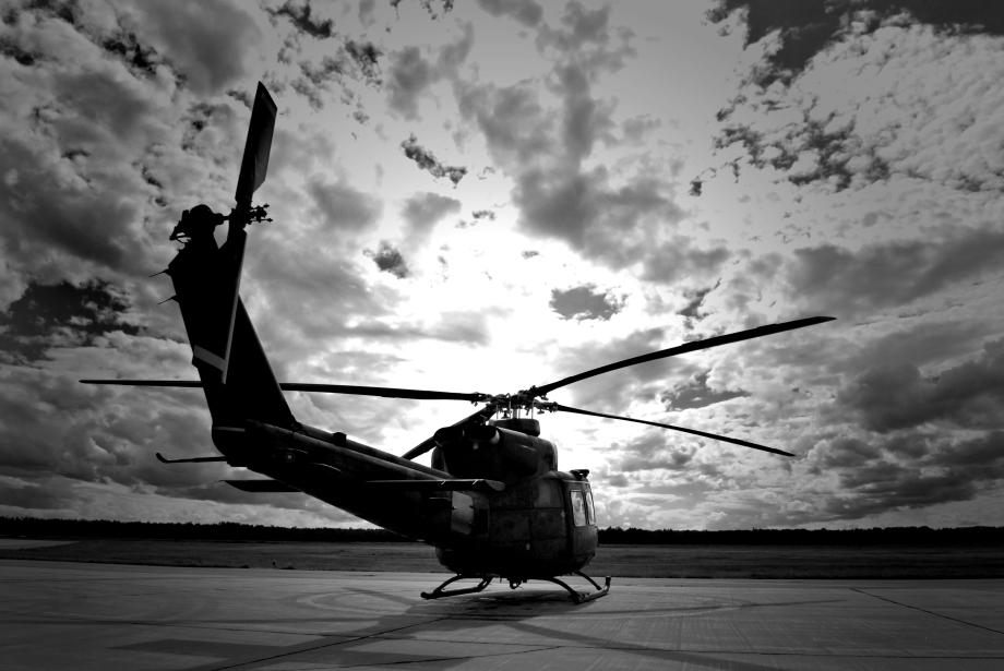 Những điều chưa biết về trực  thăng UH-1 /Huey