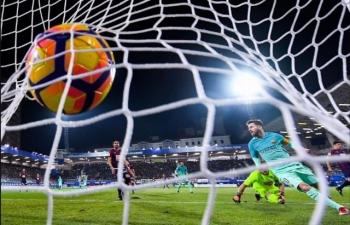 Kết quả bóng đá hôm nay 17/5: Thua trên sân nhà, Barca tự loại khỏi cuộc đua vô địch La Liga