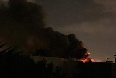 san bay libya bi danh bom 20 nguoi thiet mang