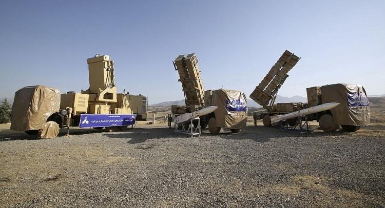 Mỹ theo sát mọi động thái của lực lượng tên lửa Iran