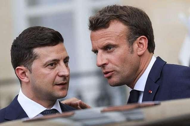 Ukraine, Pháp đồng ý để chuyên gia Pháp giải mã hộp đen chiếc máy bay xấu số