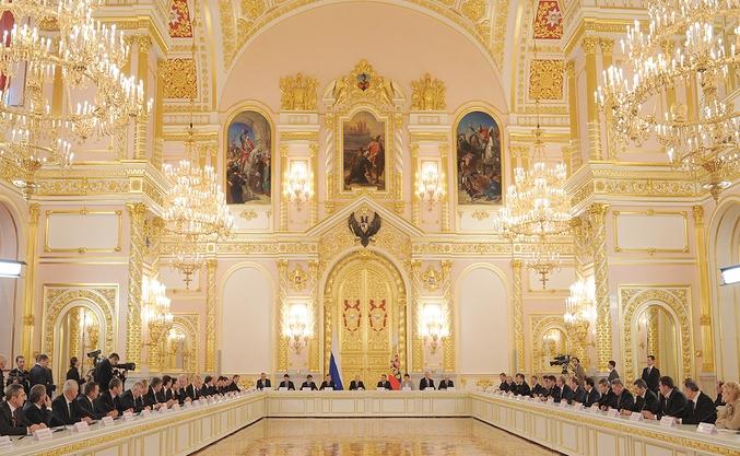 Chấn động nhân sự trong chính trường Nga