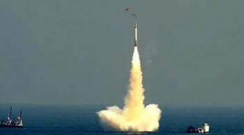 Ấn Độ thử thành công tên lửa đạn đạo K-4