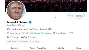 Bị Twitter khóa tài khoản, ông Trump cân nhắc lập mạng xã hội riêng