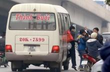 Thủ tướng yêu cầu chấn chỉnh nạn 'xe dù, bến cóc'