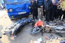 37 người chết do TNGT trong ngày mùng 3 Tết