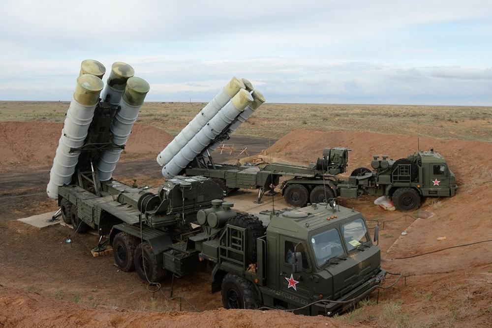 Ấn Độ có thể sẽ được Nga cung cấp hệ thống tên lửa S-400