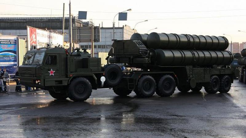 """Thổ Nhĩ Kỳ muốn sở hữu """"rồng lửa"""" S-400"""