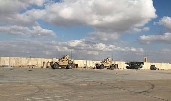 Căn cứ không quân Mỹ ở Iraq lại bị 5 tên lửa tấn công