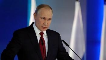 """Tổng thống Nga: """"Sửa đổi hiến pháp không nhằm kéo dài quyền lực"""""""