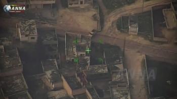 Cận cảnh chiến đấu cơ Nga tìm diệt phiến quân tại Idlib