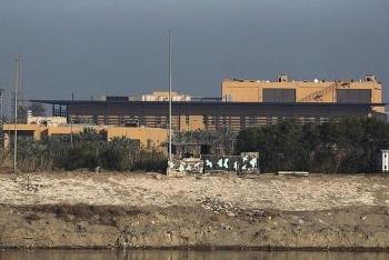 Căn cứ quân sự Mỹ ở Iraq lại bị tấn công
