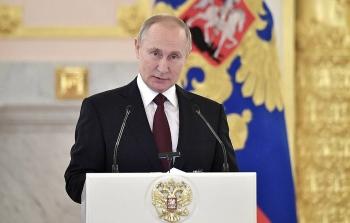 Tổng thống Nga tiết lộ kế hoạch hiện đại hóa quân đội