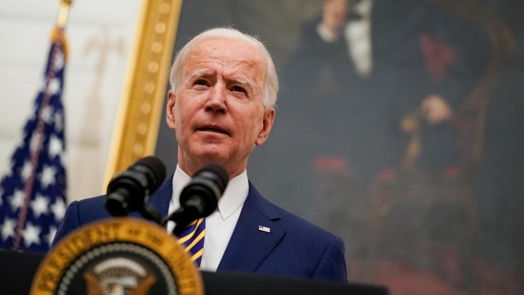 Tổng thống Biden muốn ngăn đặc quyền của ông Trump