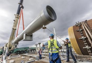 Dự án Nord Stream-2 thông dòng trong năm 2021