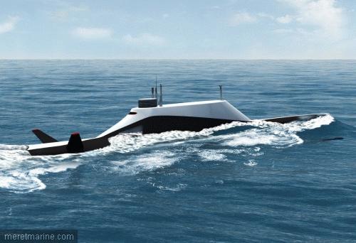 SMX-25 - Chiến hạm của tương lai