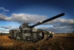 Hay như tăng hạng nhẹ CV90120-T của Thụy Điển