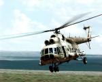 [Chùm ảnh] Tìm hiểu trực thăng Mi-8 vừa rơi trên đảo Phú Quý