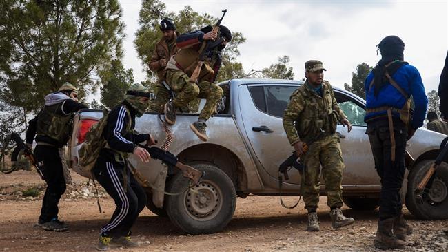 Phiến quân liên tiếp vi phạm lệnh ngừng bắn ở Idlib
