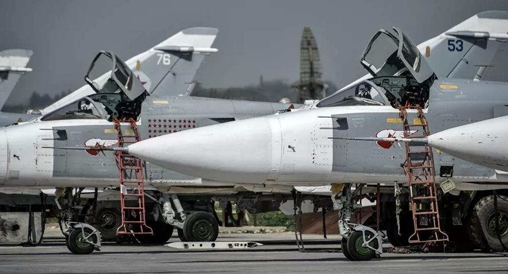 Phòng không Syria bắn hạ UAV gần căn cứ Nga