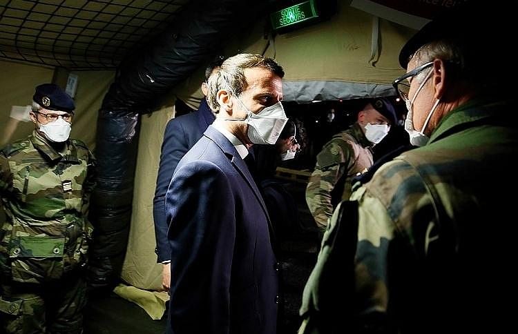 Lo ngại dịch Covid-19, Pháp rút toàn bộ binh sĩ khỏi Iraq