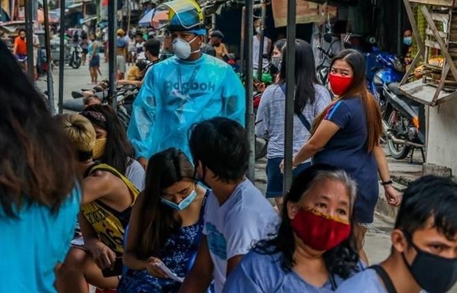 Philippines phong tỏa 24 triệu dân để đối phó Covid-19