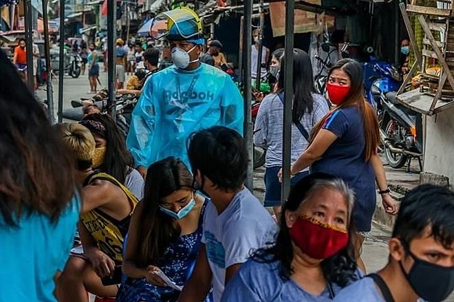 Philippines sẽ tái áp đặt các biện pháp phong tỏa lên 24 triệu dân từ 29/3 đến 4/4.