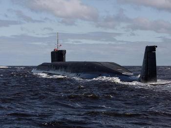 Hải quân Nga sắp sở hữu tàu ngầm uy lực nhất
