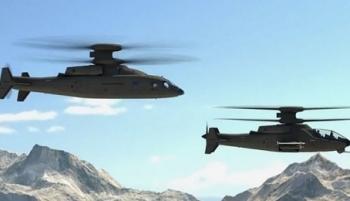 Sikorsky-Boeing tiết lộ mẫu trực thăng đa nhiệm mới