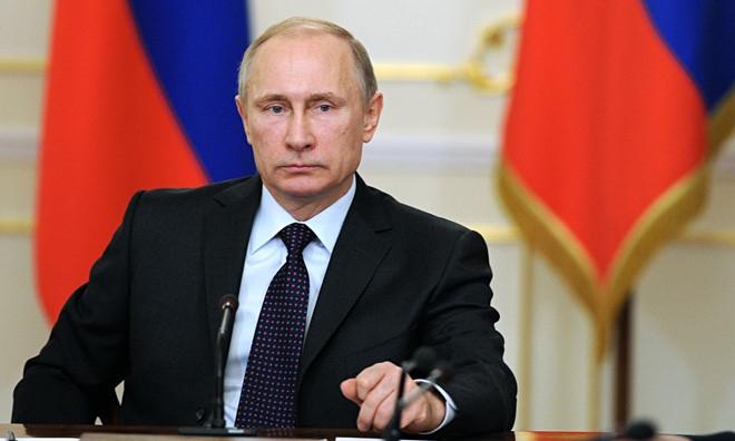 dien kremlin cong bo thu nhap nam 2018 cua tong thong putin