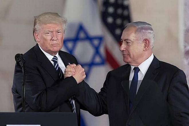 khu dinh cu cua israel o cao nguyen golan duoc dat ten trump