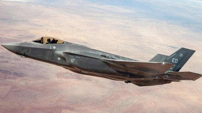 Tìm thấy xác tiêm kích F-35A của Nhật Bản rơi trên biển