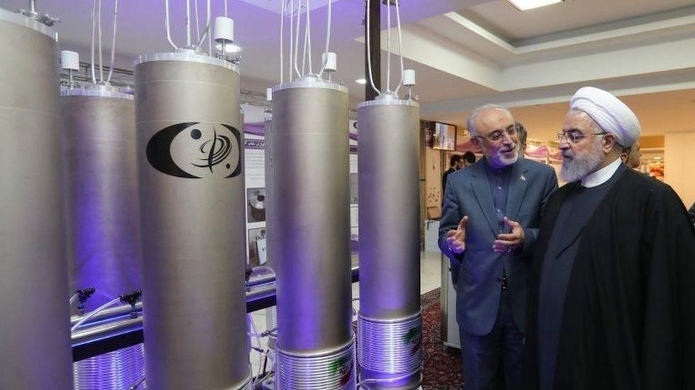 Iran thông báo về việc sản xuất urani