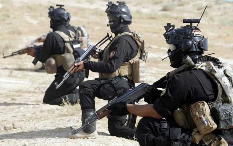 Lực lượng đặc nhiệm của Iraq.