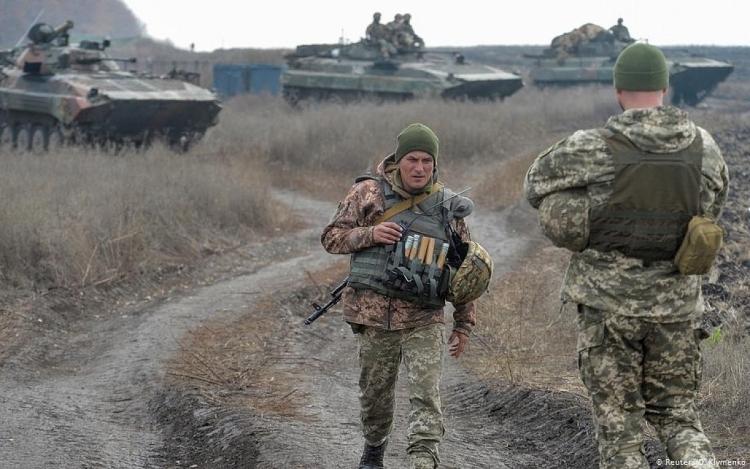 Căng thẳng leo thang tại vùng Donbass
