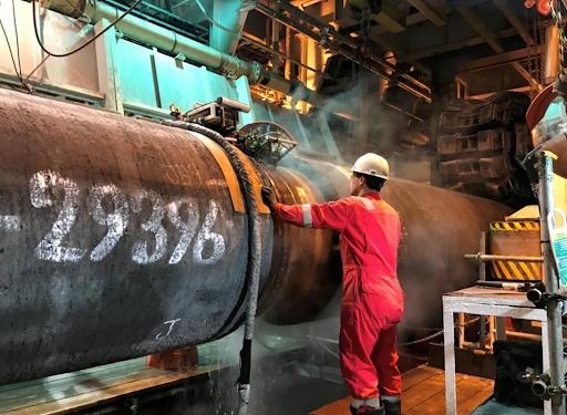 Mỹ thông qua hai gói trừng phạt Nord Stream-2