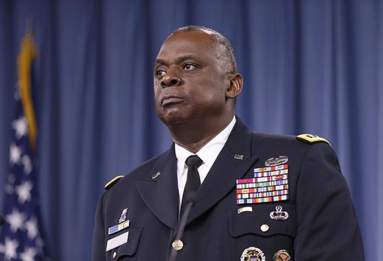 Bộ trưởng Quốc phòng Mỹ Lloyd Austin