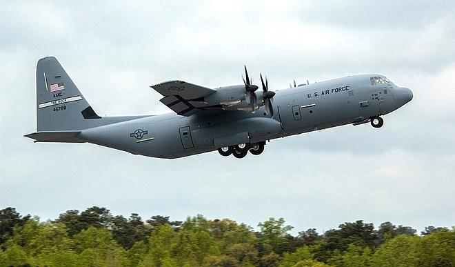 Vận tải cơ C-130 Hercules của Mỹ.