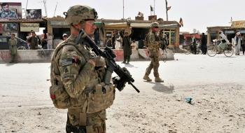 Trung Quốc có thể thay thế Mỹ tại Afghanistan