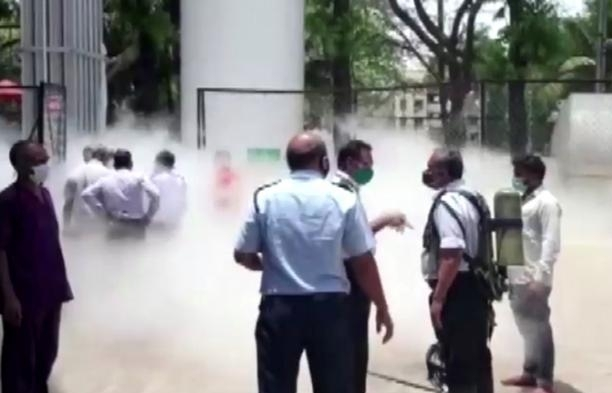 Rò rỉ bình oxy, 24 bệnh nhân Covid-19 tại Ấn Độ thiệt mạng