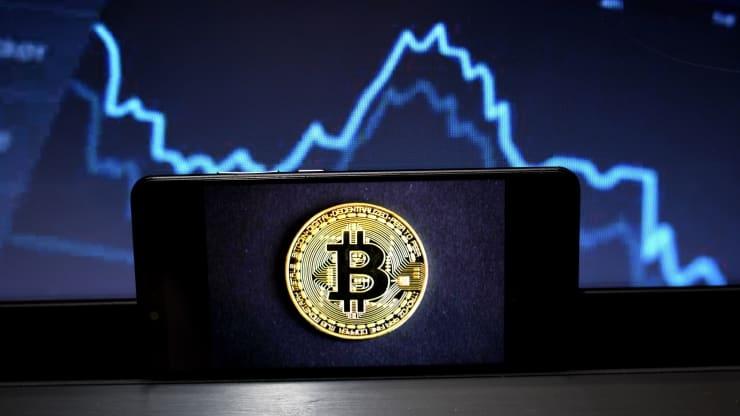 Bitcoin bất ngờ lao dốc, mất mốc 50.000 USD