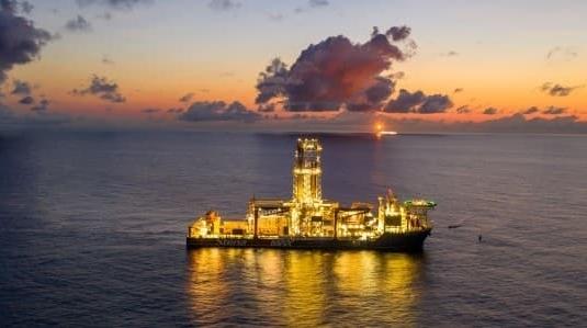 Exxon công bố một phát hiện dầu ngoài khơi Guyana